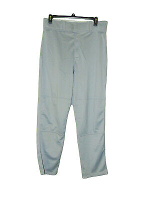 Rawlings Baseball Softball Pants Large Men Gray ()