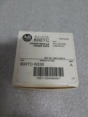 Allen Bradley 800TC-N330 Series A Power Module