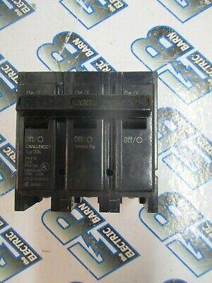 Challenger C3100 100 Amp 240 Volt 3 Pole Circuit Breaker- Warranty