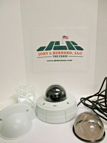 AXIS, P3367-VE FIXED DOME NETWORK CAMERA, 0407-001