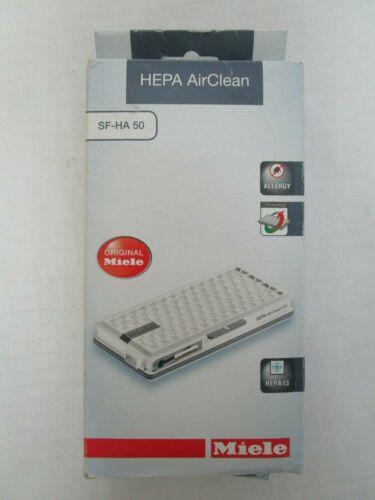 NEW ORIGINAL MIELE HEPA AIRCLEAN SF-HA 50 REPLACEMENT FILTER HEPA13 - VVV 204