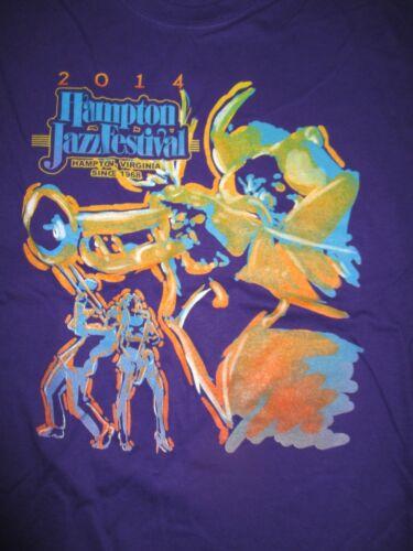 Hampton Cool JAZZ FEST (XL) T-Shirt THE O