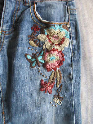 Used, GUC Little Girls MUDD Jeans 6 Boot Cut Flare