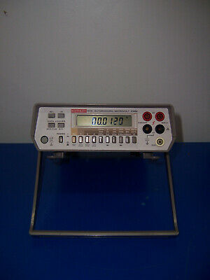 10987 Keithley 197a Autoranging Microvolt Dmm