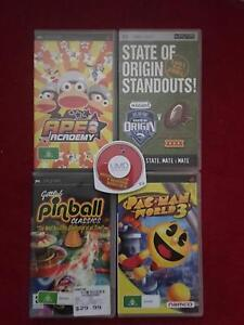 PSP games and DVDs Ingleburn Campbelltown Area Preview