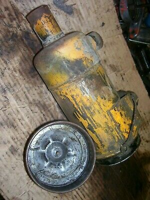 Vintage Minneapolis Moline R Tractor - Engine Air Cleaner