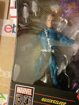 Marvel Legends Family Matters 80th Quicksilver Figure ONLY From BOX SET EX
