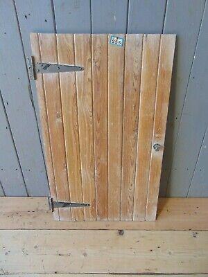 Reclaimed Pine Victorian  Cupboard Alcove Door  255