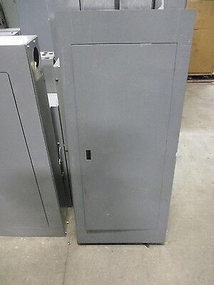 Square D Nqob 225 Amp Main Lug 3 Phase 120208 Volt Panelboard- E1769