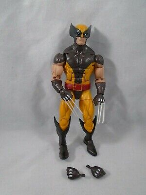 "Marvel Legends 2016 BROWN SUIT WOLVERINE FIGURE Loose 6"" X-men Juggernaut Wave"