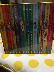 Roald Dahl Book Set Epping Ryde Area Preview