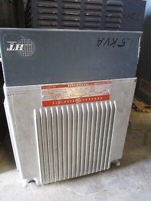 Ge 25kva 1 480x120240 Volt Transformer- T1447