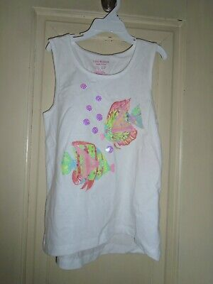 Isaac Mizrahi New York Girls Top & Shorts Size 6X/7   NEW WITH TAGS