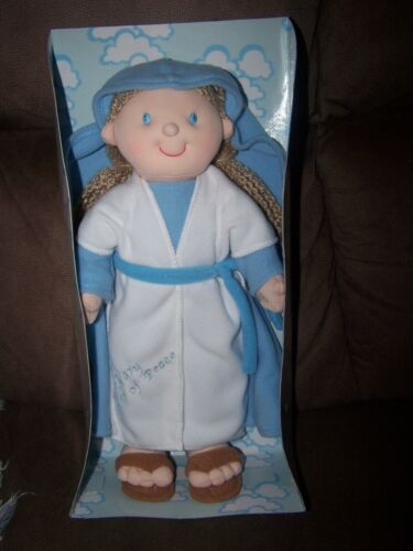 NEW - Virgin Mary - Queen of Peace - Soft - A Breath of Heaven, Inc.