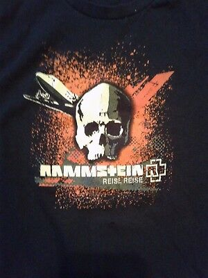 Rammstein Reise Reise used shirt Youth S