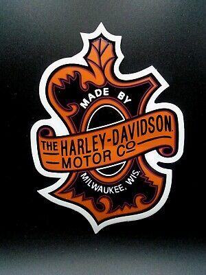 Oakleaf-biker-bikeweek-pendant Vintage Harley Davidson OAK LEAF necklace