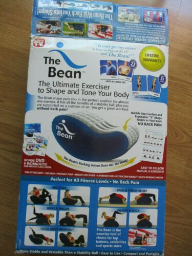 The Bean The Ultimate Exerciser To Shape & Tone Your Body Abdominal Inflatable