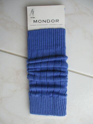 "Mondor 14"" Blue Leg Warmers"