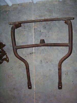 Vintage Oliver 88 Row Crop Tractor -seat Frame Support
