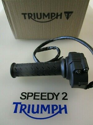 TRIUMPH STREET TWIN RESTRICTOR KIT GRIP A9638264