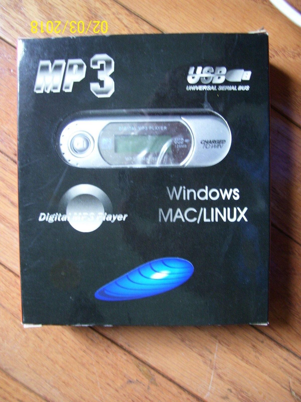 brand new digital mp3 player windows mac