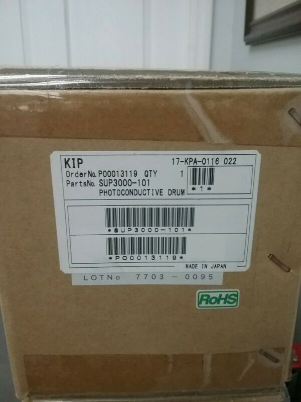 KIP 3000 Photoconductive Drum SUP3000-101