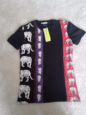 6Authentic VERSACE Jeans T-Shirt size L