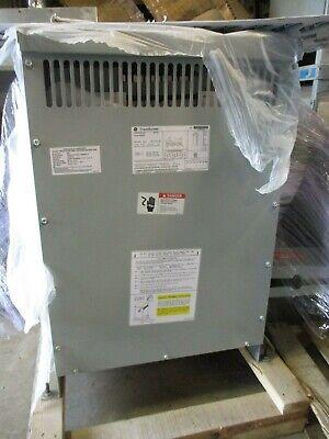 Ge 9t10a1002g61 30 Kva 480x120208 Volt 3 Phase Transformer Ns -t1867- New