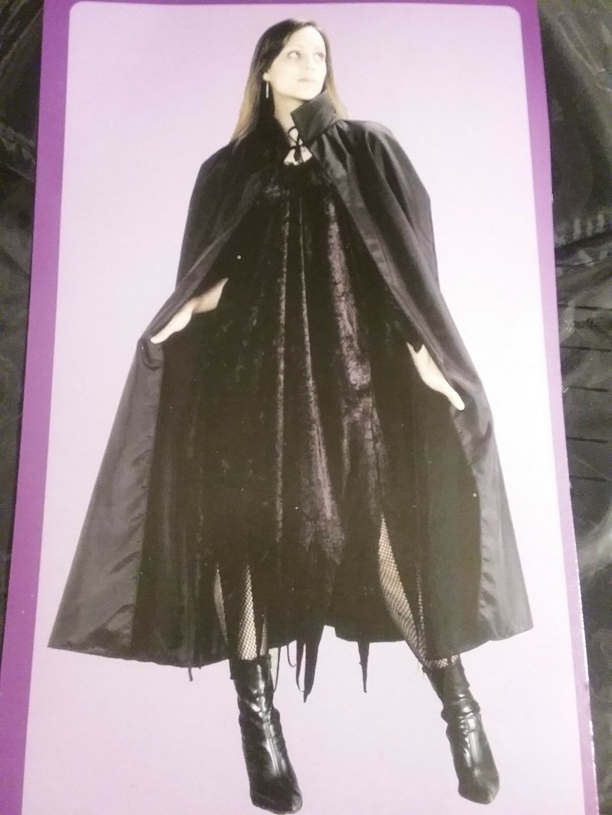 Adult costume cape for Halloween