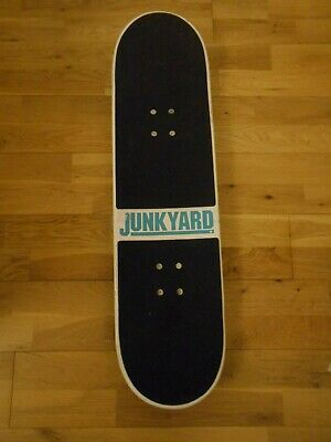 "JUNK YARD JUNKYARD SNOW SNAKE BOARD SKATEBOARD SNOWBOARD 33"" LONG 9"" WIDE"