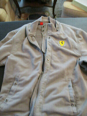 Ferrari Zip up Jacket Puma SportLifestyle Size L Offical Product