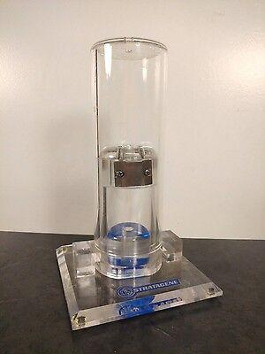 Stratagene Polycarbonate Isolation Chamber 3 Diameter 9.5 High Q121