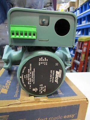 CENTRAL BOILER TACO PUMP 007 PRIORITY ZONE PUMP P/N 5800011, WOOD BOILERS