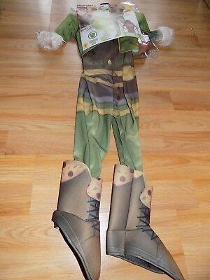 Size Small 4-6 Marvel Rising Secret Warrior Squirrel Girl Halloween Costume New](Secret Squirrel Halloween Costume)