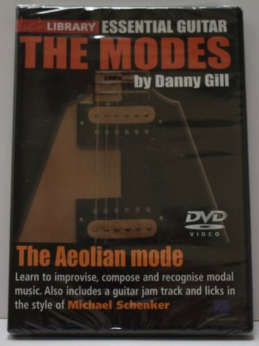 The Modes, The Aeolian Mode, Danny Gill DVD