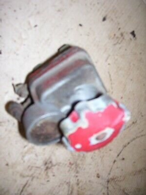 Original Ih Farmall Cub Tractor - Light Switch Knob- 1948
