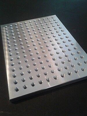 Sacrificial Fixture Plate Or Mini Pallet - 6 X 8 Aluminum