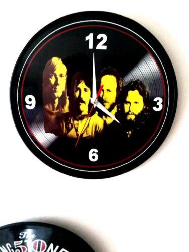 THE DOORS - LA WOMAN - 12 INCH WALL CLOCK  / JIM MORRISON/  FREE PRIORITY SHIP