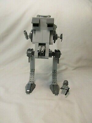 Lego Star Wars #7657 AT-ST 100% Complete