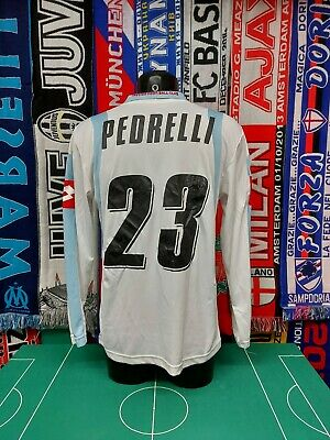 Maglia Calcio Treviso 2008/09 Pedrelli Match Worn Shirt Trikot Camiseta Malliot image