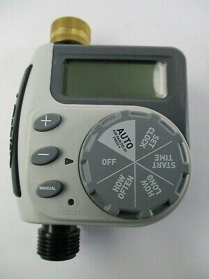 - Orbit 27087-03 Smart 1 Outlet Hose Faucet Timer