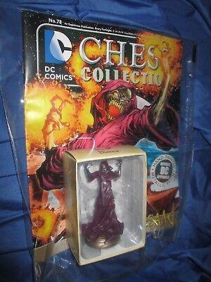 Eaglemoss Figure Magazine  78  Desaad Dc Super Hero Collection Figurine Chess