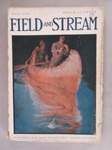 Field & Stream Magazine - May, 1905 ~~ Field and Stream