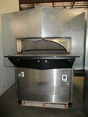 Woodstone Model Ws-ms-7-rfg-ir-ng - Gas-fired Pizza Oven Natural Gas