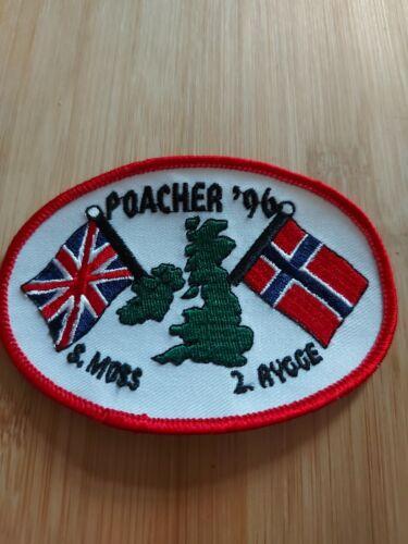 UK Scouting Lincolnshire International Scout Jamboree Poacher 96