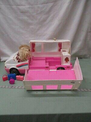 Vintage Barbie Dream Motor home RV Camper Vehicle Barbie Friends Doll Vacation