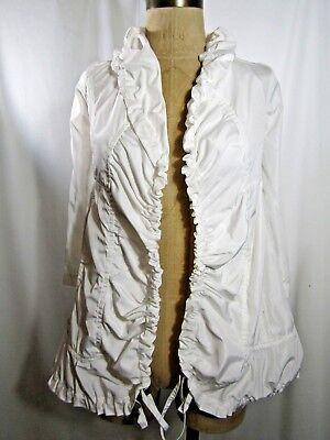 I PINCO PALLINO Ruched Nylon Jacket Size 6 years