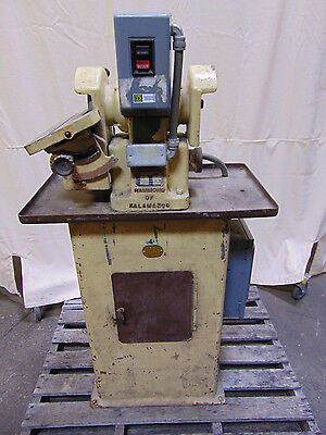 Hammond Of Kalamazoo Industrial Carbide Tool Grinder