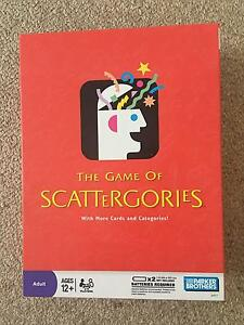 The Game of SCATTERGORIES Sandy Bay Hobart City Preview