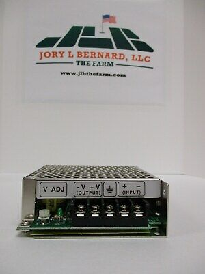 Mean Well Sd-25a-24 Dcdc Power Supply Single Output 24 Volt 1.1a 26.4w 5-pin